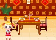 Decoration-game-a-chinese-restaurant