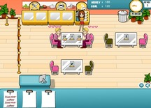 Game-waitress-in-a-restaurant-online