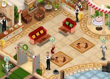 Restaurant-game-in-a-palace