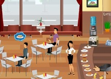 Flash-game-pelayan-di-sebuah-restoran