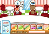 Pet-restaurant-spel